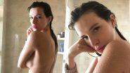 Pornhub के लिए XXX फिल्म बना चुकी बेला थोर्न ने नहाते हुए पोस्ट की Nude Photo, इंटरनेट पर मचा हडकंप