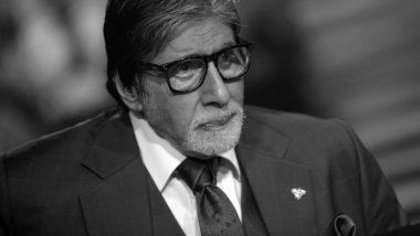 बॉलीवुड के शहंशाह अमिताभ बच्चन ने कभी भी नहीं मानी हार, कहा- जीवित रहने के लिए सदैव करता रहा संघर्ष