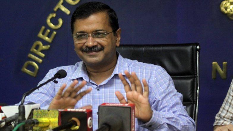 दिल्ली विधानसभा चुनाव 2020: अरविंद केजरीवाल ने 6 घंटे केइंतजार के बाद नई दिल्ली सीट से भरा नामांकन
