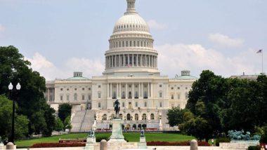 अमेरिकी सीनेट ने सरकारी कामकाज बंद होने से बचने के लिए अल्पकालिक व्यय विधेयक किया पारित