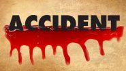 छत्तीसगढ़: बेमेतरा जिले के मोहभट्टा क्षेत्र में कार पलटने से नवजात समेत आठ लोगों की मौत