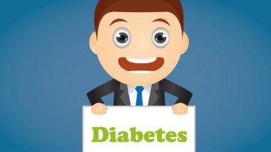 World Diabetes Day 2019:  इन लोगों को डायबिटीज का खतरा होता है अधिक, जानें इस बीमारी के कारण, लक्षण और बचाव के उपाय