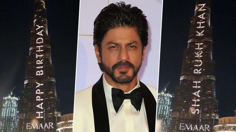 शाहरुख खान के जन्मदिन पर दुबई ने दिया इतना बड़ा सम्मान, एक्टर ने ट्वीट करके कहा धन्यवाद