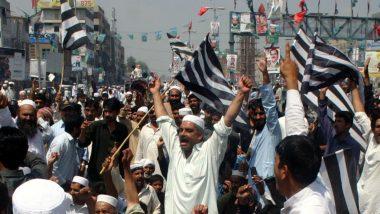 पाकिस्तान: खराब मौसम के चलते आजादी मार्च के प्रतिभागियों ने छोड़ा कार्यक्रम स्थल, पाक पीएम इमरान खान के इस्तीफे की कर रहे हैं मांग