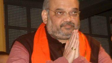 उत्तर प्रदेश: अयोध्या फैसले के बाद पहली बार लखनऊ पहुंचे गृहमंत्री अमित शाह, सीएम योगी आदित्यनाथ और प्रदेश सरकार के मंत्री करेंगे उनका स्वागत