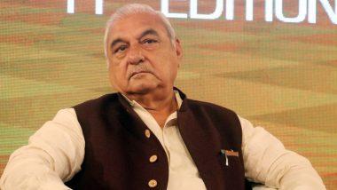 हरियाणा: कांग्रेस विधायक दल के नेता चुने गए पूर्व मुख्यमंत्री भूपेंद्र सिंह हुड्डा