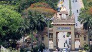 वाराणसी: बीएचयू में वीर सावरकर की तस्वीर पर पोती गई कालिख, विरोध प्रदर्शन पर उतरे छात्र