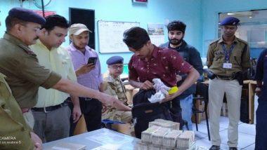 Delhi: दिल्ली मेट्रो में युवक के पास से जब्त किए गए 50 लाख रूपये, पुलिस ने कुख्यात हवाला अड्डों पर पैसे पहुंचाए जाने की जताई आशंका