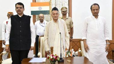 महाराष्ट्र सरकार गठन पर सुप्रीम कोर्ट कल सुनाएगी फैसला, सॉलिसिटर जनरल तुषार मेहता बोले- फडणवीस सरकार के पास 170 विधायकों का है समर्थन