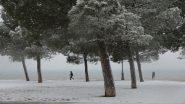 आस्ट्रियाई के तीन राज्यों में बारिश और बर्फबारी से जनजीवन प्रभावित, 1 की मौत