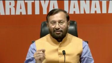 केंद्रीय पर्यावरण मंत्री प्रकाश जावड़ेकर ने दिल्ली में प्रदूषण पर दोषारोपण को लेकर सीएम अरविंद केजरीवाल की निंदा की