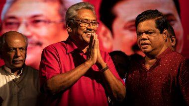 जानें कौन हैं श्रीलंका के नवनिर्वाचित राष्ट्रपति गोटबाया राजपक्षे जो 29 नवंबर को आने वाले हैं भारत