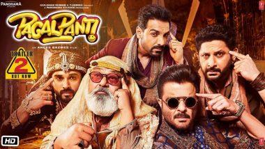 Pagalpanti Box Office Collection: जॉन अब्राहम की फिल्म का फ्लॉप शो, दो दिन में कमाए सिर्फ करते करोड़ रुपए
