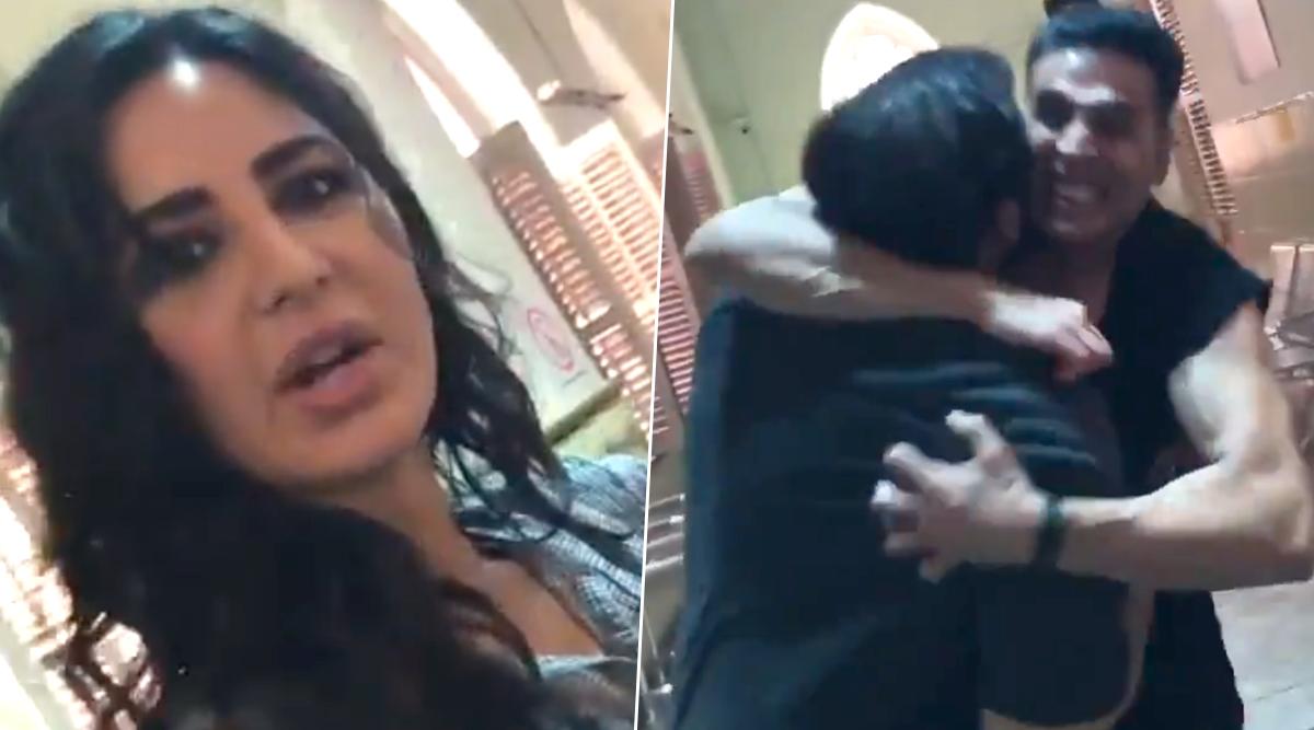 सूर्यवंशी के सेट पर अक्षय कुमार और रोहित शेट्टी के बीच हुई लड़ाई का वीडियो आया सामने, वजह हैरान करने वाली