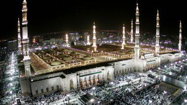 Coronavirus: भोपाल की 5 मस्जिदों में रुके थे जमात में आए 57 विदेशी नागरिक