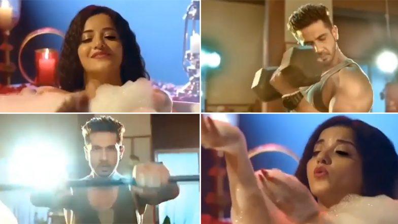 भोजपुरी एक्ट्रेस मोनालिसा का सबसे Hot वीडियो आया सामने, बाथटब से नहाते हुए क्लिप किया शेयर