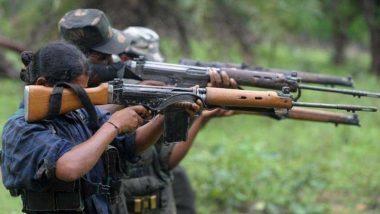 बिहार: मुंगेर में पुलिस ने बरामद किए हथियार, सुरक्षा बालों ने कहा- नक्सलियों को की जानी थी इसकी आपूर्ति