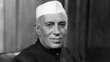 देश के प्रथम प्रधानमंत्री पंडित जवाहर लाल नेहरू की 130वीं जयंती पर इन राजनेताओं ने दी श्रद्धांजलि