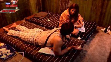 Bigg Boss 13 Ep 34 Sneak Peek 04   15 Nov 2019: Paras Chhabra और  Mahira Sharma की टूटी दोस्ती ?