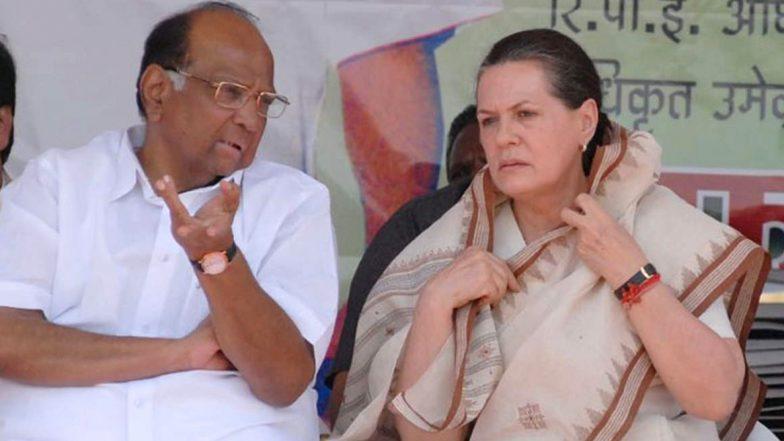 महाराष्ट्र सत्ता संघर्ष: दिल्ली में आज सोनिया गांधी और शरद पवार की अहम बैठक, शिवसेना को समर्थन देने पर होगा फैसला