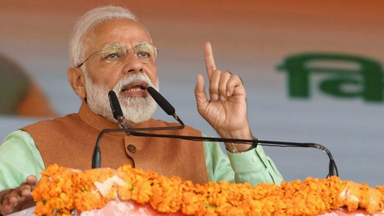 झारखंड विधानसभा चुनाव 2019: पीएम मोदी का कांग्रेस पर हमला, कहा- बीजेपी का विरोध करते-करते देश का विरोध करने की आदत हो गई