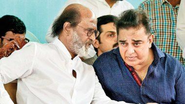 रजनीकांत और कमल हासन ने दिए संकेत-जरूरत पड़ी तो राजनीति में भी आएंगे साथ
