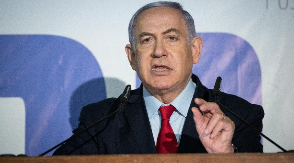 इजराइल के प्रधानमंत्री बेंजामिन नेतन्याहू को झटका, भ्रष्टाचार के तीन मामलों में आरोप तय