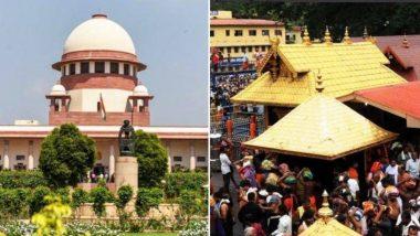 सुप्रीम कोर्ट ने सबरीमाला मामले को 7 सदस्यीय पीठ के पास भेजा, आदेश आने तक किसी भी आयुवर्ग की महिला मंदिर में कर सकती है प्रवेश