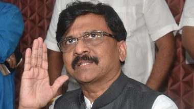 शिवसेना नेता संजय राउत की तबीयत बिगड़ी, सीने में दर्द के बाद लीलावती अस्पताल में कराया गया भर्ती
