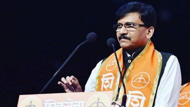 महाराष्ट्र: संजय राउत ने फिर साधा BJP पर निशाना, कहा- सिर्फ हंगामा खड़ा करना मेरा मकसद नहीं