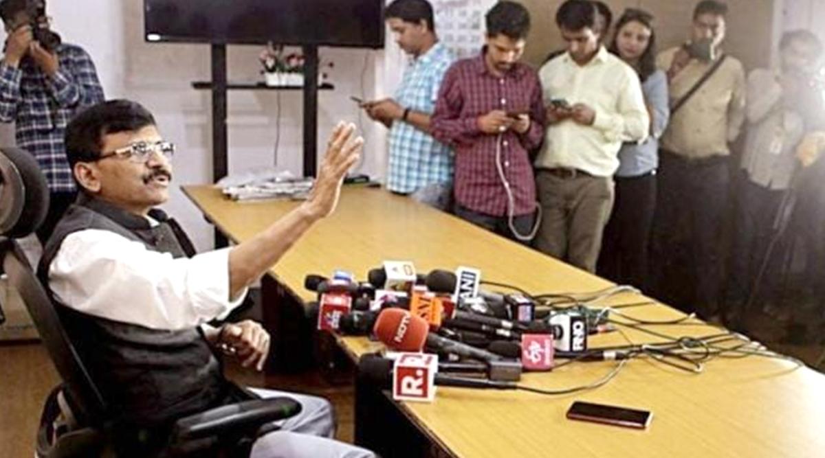 महाराष्ट्र सियासी संघर्ष: संजय राउत का दावा- 1 दिसंबर से पहले बनेगी सरकार, शिवसेना का होगा सीएम