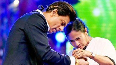 ममता बनर्जी ने शाहरुख खान के जन्मदिन पर किया ट्वीट, लिखा- हैप्पी बर्थडे मेरे चार्मिंग ब्रदर