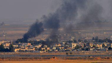 सीरिया: कुर्दिश सेना और तुर्की समर्थित विद्रोहियों के बीच हिंसा, 30 की मौत