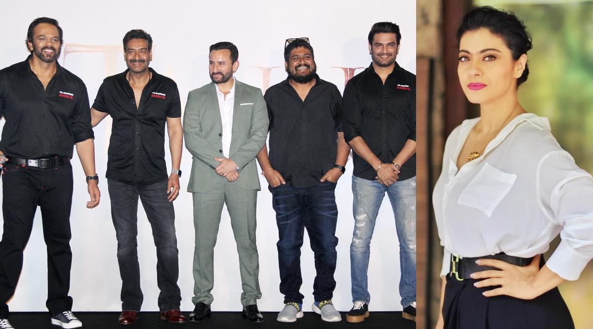 Tanhaji: The Unsung Warrior: अजय देवगन की 100वीं फिल्म के ट्रेलर लॉन्च से गायब रही पत्नी काजोल, वजह बेहद दिलचस्प