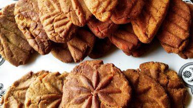 Chhath Puja 2019: छठ के विशेष प्रसाद ठेकुआ के विभिन्न प्रकारों को बनाएं घर पर ही, जानें विधि