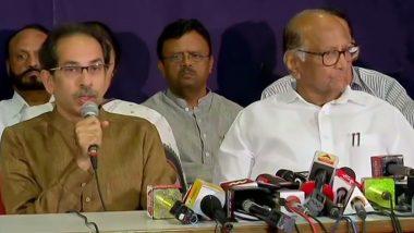 महाराष्ट्र में सरकार बन जाने के बाद भी पेंच बरकरार, अजित पवार द्वारा नई सरकार के गठन को संबंधित विधायकों द्वारा दी जा सकती चुनौती