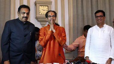 फ्लोर टेस्ट के बाद बोले उद्धव ठाकरे- मैंने छत्रपति शिवाजी महाराज और अपने माता-पिता के नाम पर शपथ ली, अगर यह गुनाह है तो मैं इसे फिर से करूंगा