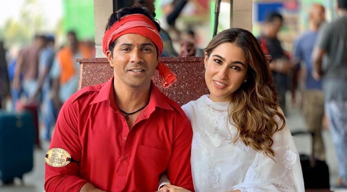 वरुण धवन ने सारा अली खान को लेकर दिया बड़ा बयान, कहा- मेरी को-एक्ट्रेस पूरी तरह से पेशेवर हैं