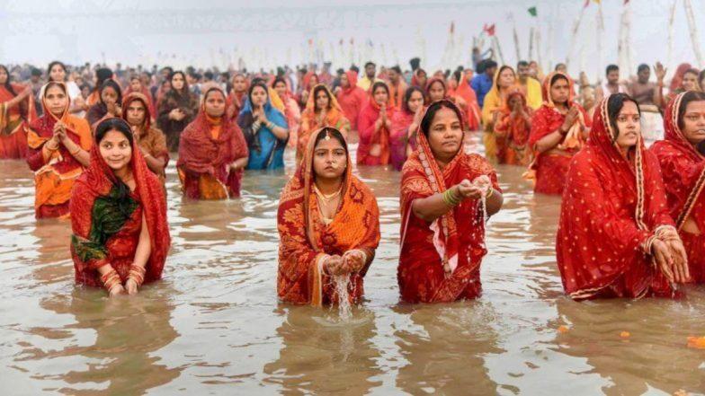 Chhath Puja 2019: पुरे देश में उदीयमान भगवान भास्कर को अर्घ्य के साथ ही महापर्व छठ हुआ संपन्न
