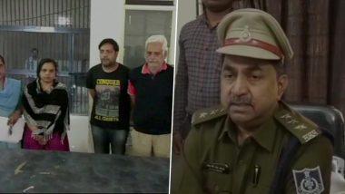 इंदौर: शख्स ने पत्नी को उतारा मौत के घाट, हत्या को सर्प दंश का रूप देने के लिए हाथ में धंसाए किंग कोबरा के दांत