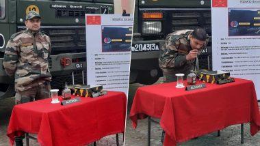 कैप्टन ओंकार काले और टीम ने सेना के ट्रकों के लिए बनाया एक ऐसा सेफ्टी सिस्टम, टाली जा सकेंगी दुर्घटनाएं