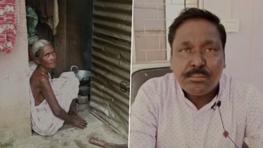 ओडिशा: मयूरभंज में 72 साल की आदिवासी विधवा महिला 3 साल से शौचालय में रहने को है मजबूर