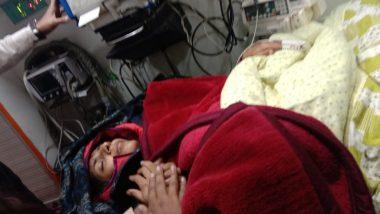 दिल्ली: डीसीडब्ल्यू प्रमुख स्वाति मालीवाल की भूख हड़ताल से बिगड़ी हालत, एलएनजेपी अस्पताल में भर्ती
