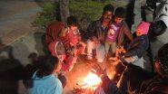 मध्यप्रदेश में कड़ाके की ठंड, सर्द हवाओं के कारण बच्चे और बुजुर्ग परेशान, न्यूनतम तापमान 10 डिग्री सेल्सियस तक पहुंचा