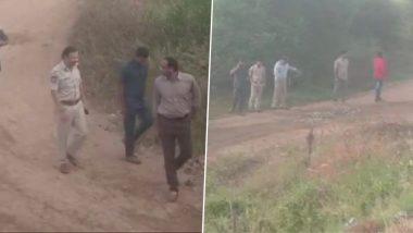 हैदराबाद गैंगरेप और मर्डर मामले में चारों आरोपियों को पुलिस ने मार गिराया, भागने की कोशिश के दौरान किया एनकाउंटर