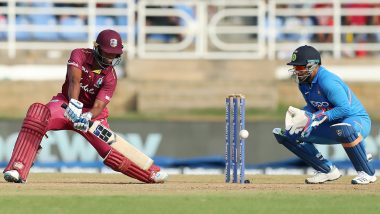 WI 173/8 in 20 Overs (Target 240/3) | India vs West Indies 3rd T20I 2019 Live Score Update:  के एल राहुल को मिला 'मैन ऑफ द मैच'