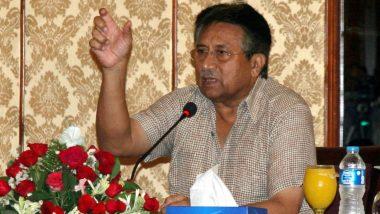 पाकिस्तान के पूर्व राष्ट्रपति परवेज मुशर्रफ ने लाहौर उच्च हाईकोर्ट में दायर की याचिका, देशद्रोह के मुकदमे पर रोक लगाने का किया आग्रह