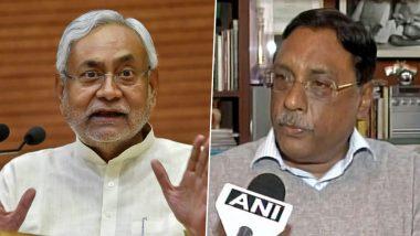 बिहार: नीतीश कुमार को लग सकता है बड़ा झटका, नागरिकता कानून के खिलाफ JDU के पूर्व सांसद पवन वर्मा दे सकते हैं इस्तीफा