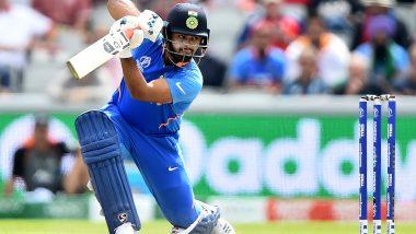 IND vs WI 1st ODI 2019: ऋषभ पंत और श्रेयस अय्यर की उम्दा बल्लेबाजी, टीम इंडिया ने बनाया 287 रन