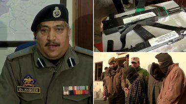 Jammu and Kashmir: श्रीनगर पुलिस के हाथ लगी बड़ी कामयाबी, आतंकवादी बनकर लूटपाट करने वाले लुटेरों को दबोचा